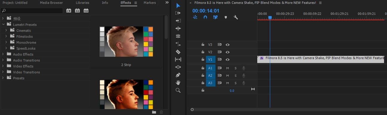 Color Grading and Correction in Adobe Premiere Pro