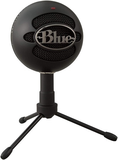 Podcast Mic Blue Snowball