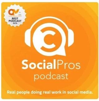 Social Media Podcasts Social Pros