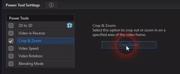 Video Crop Designer