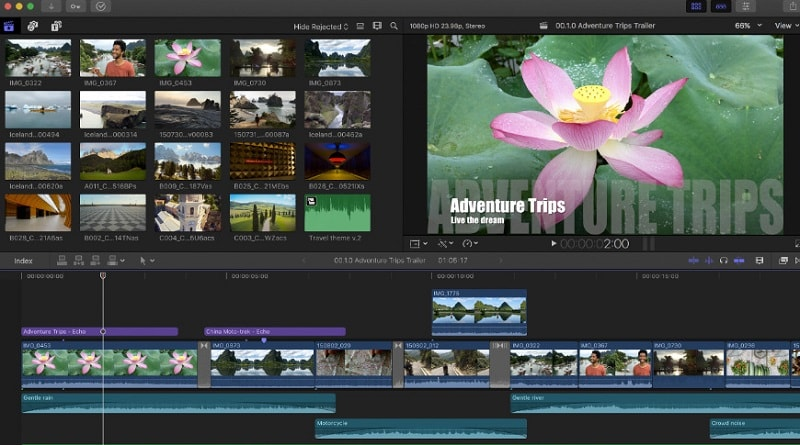Final Cut Pro Video Editor