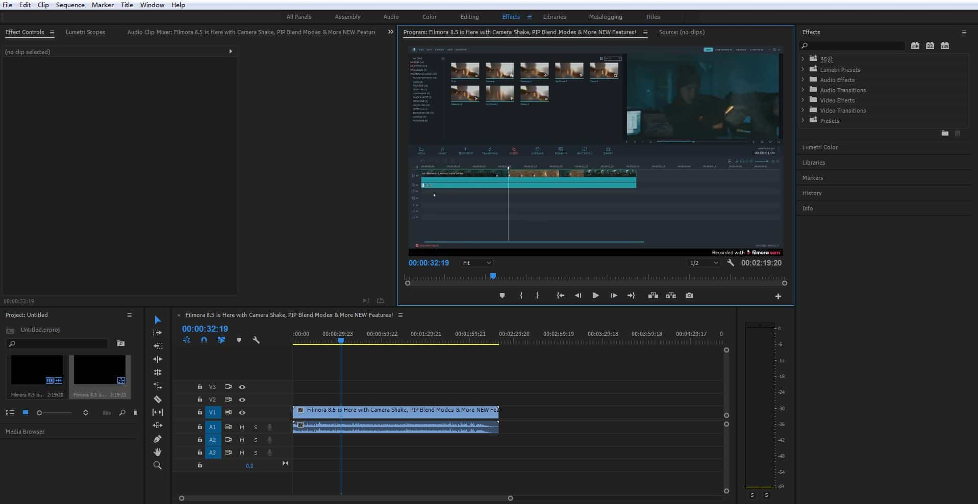 ai video editing