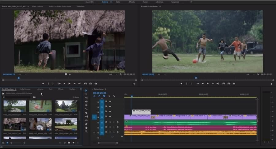 Adobe Premiere Elements VS Adobe Premiere Pro CC: Which one should I
