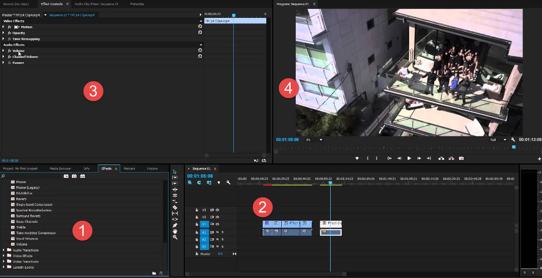 Adobe Premiere Pro youtube video creator