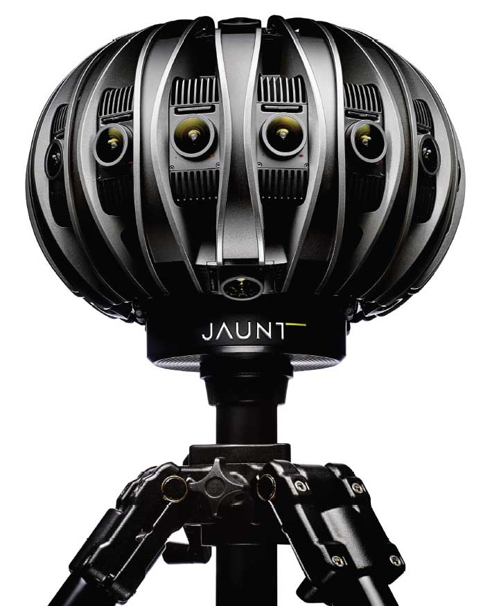 Professional 360 camera - Juant One