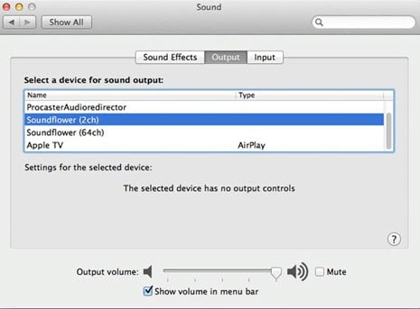 How to use quicktime to record screen and audio on Mac?