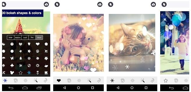 add  bokeh effects with Real Bokeh app
