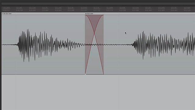 aparar áudio
