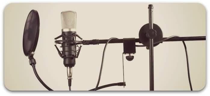 recording-microphones