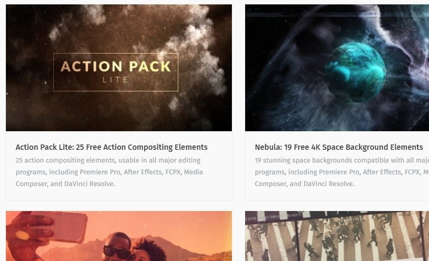 15 Free After Effects Templates to Power up Your Video