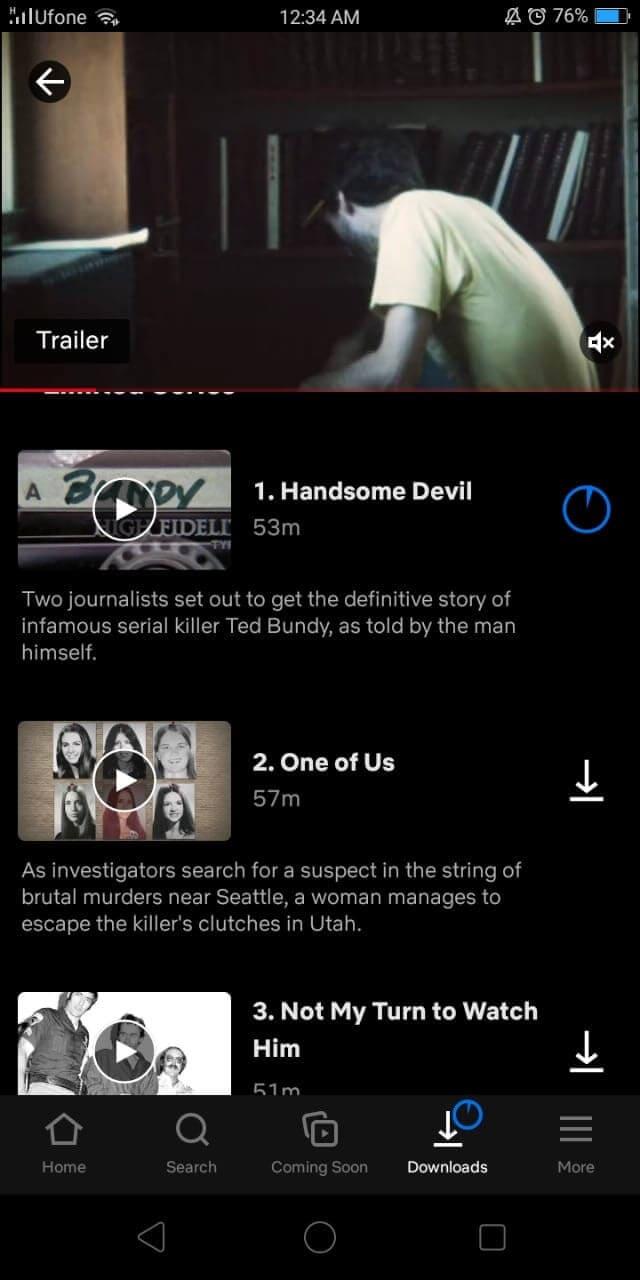Save Netflix Web Series