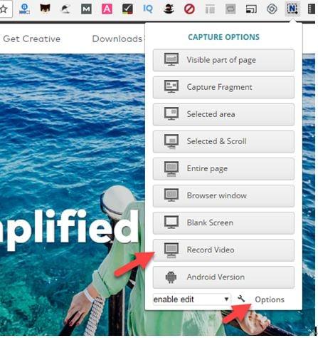 Nimbus Screen Capture review and alternatives -2019 Updates
