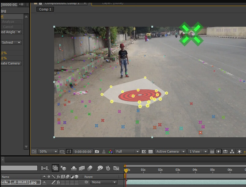 select-track-points-3d-camera-tracking-in-after-effects