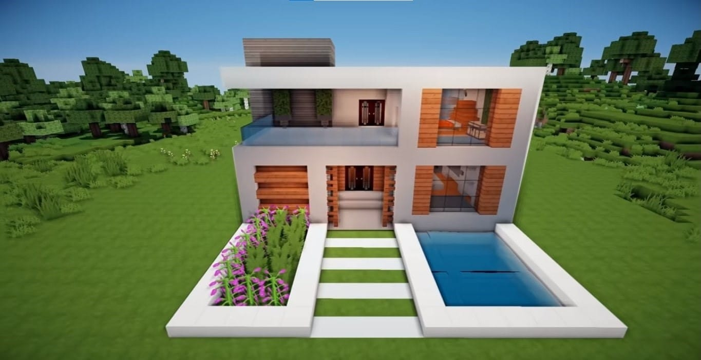 simplistic-modern-house-poster