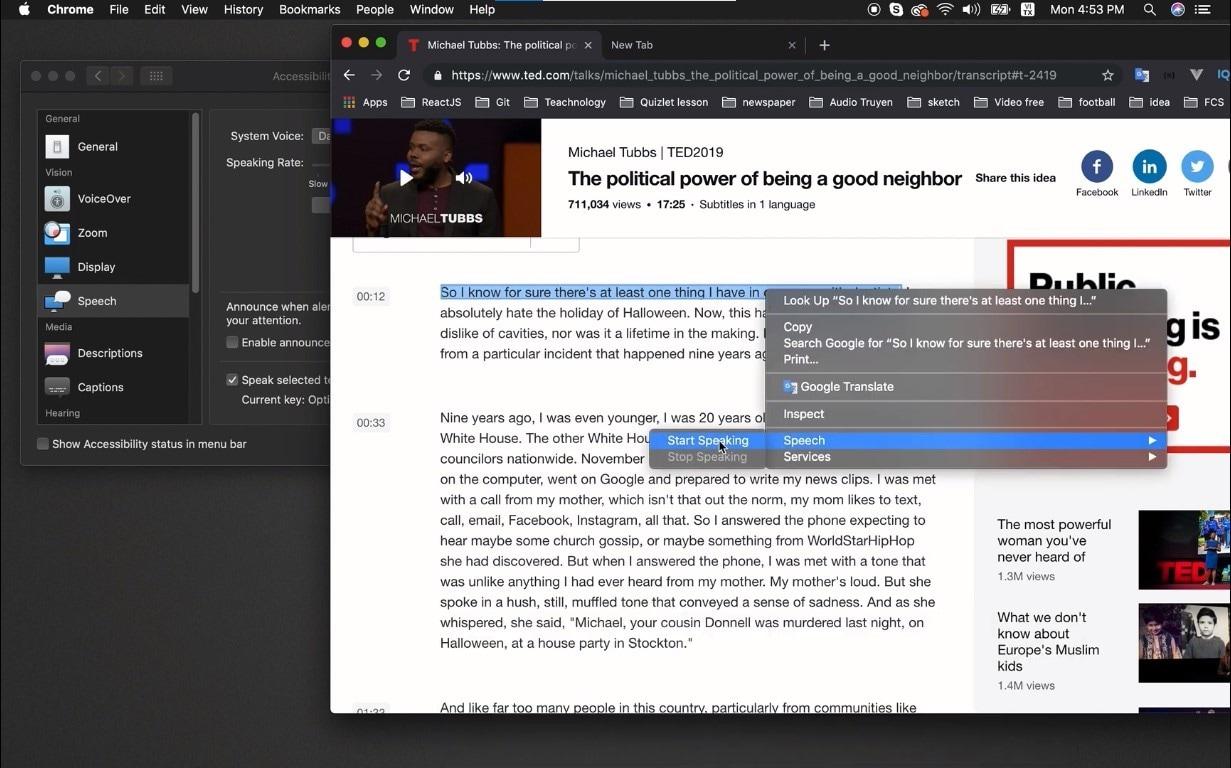 Gerador de Voz Siri para Mac - 2