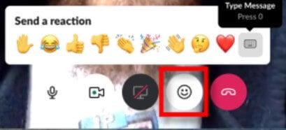 Slack Emoji Message