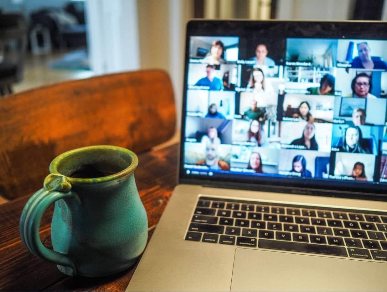 Slack Meeting Online