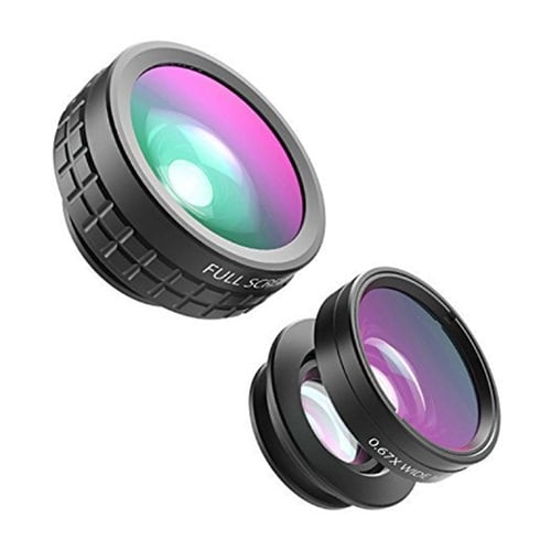 Aukey Optic 3-in-1 Smartphone Lens Set