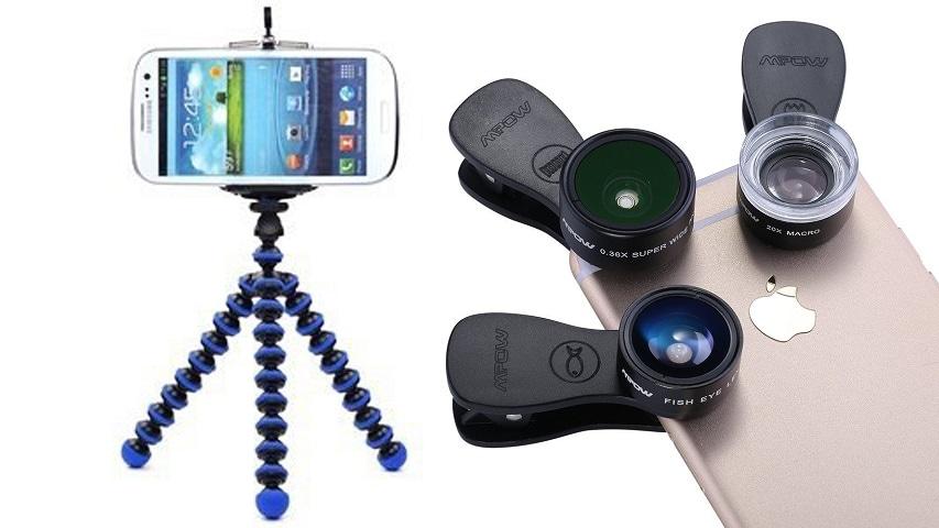 Smartphone Camera Gear