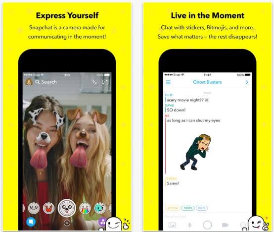10 Best Free Selfie Apps for iPhone X/8/7 Plus