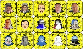 snapchat-poster