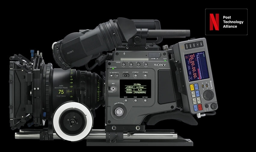 Sony F65 CineAlta 8K Camera