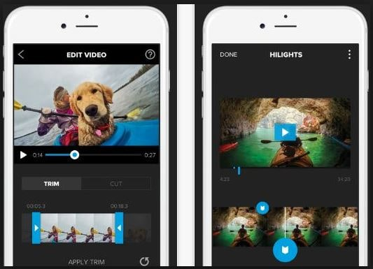 gopro editing apps Splice