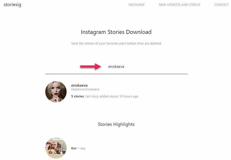stories ig instagram