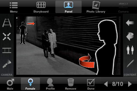 Video Making App - Storyboard Composer HD