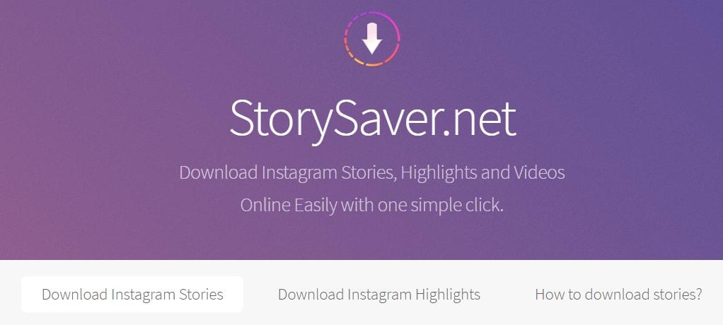 StorySaver