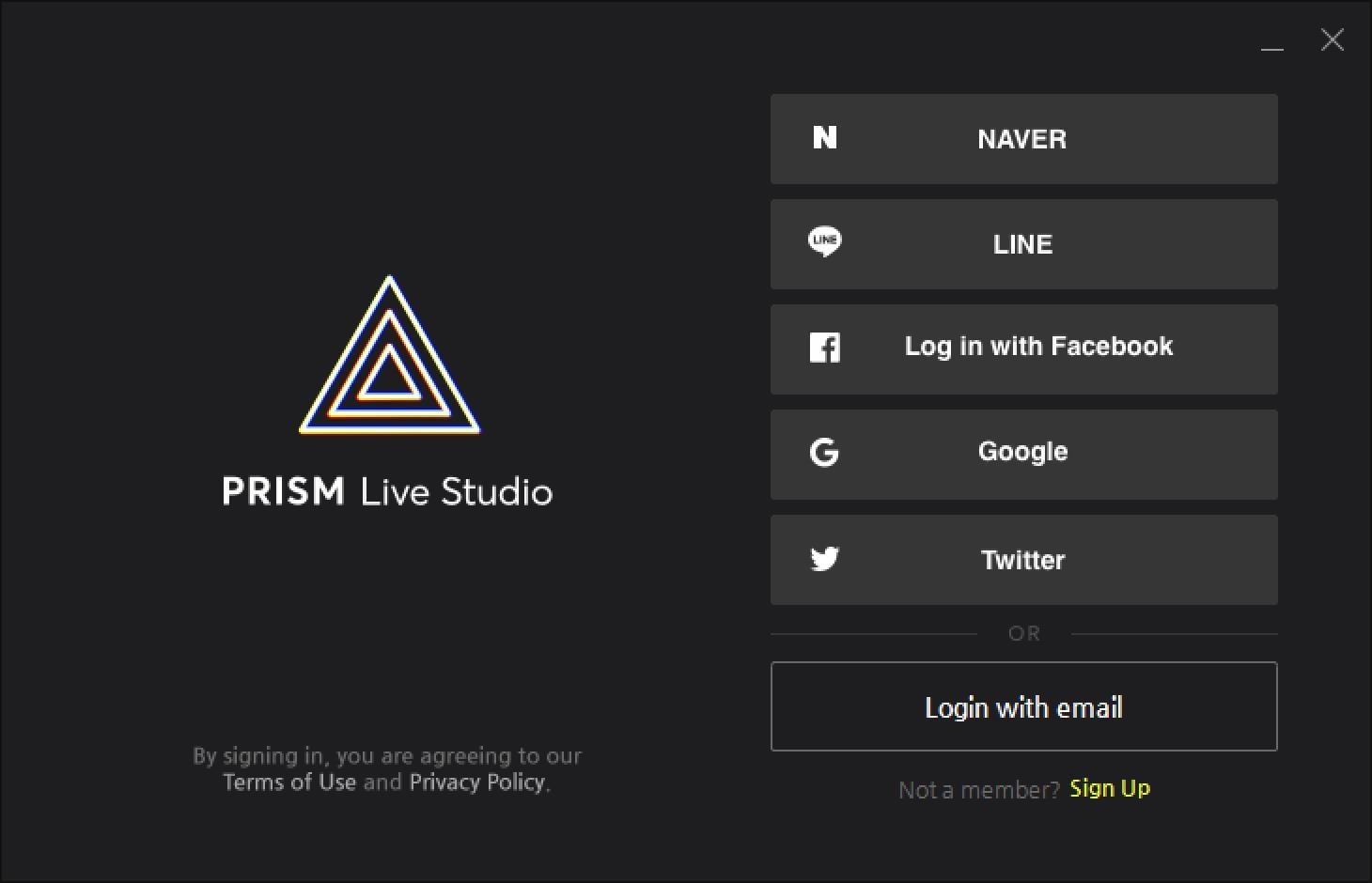 Streamlabs Alternatives Prism