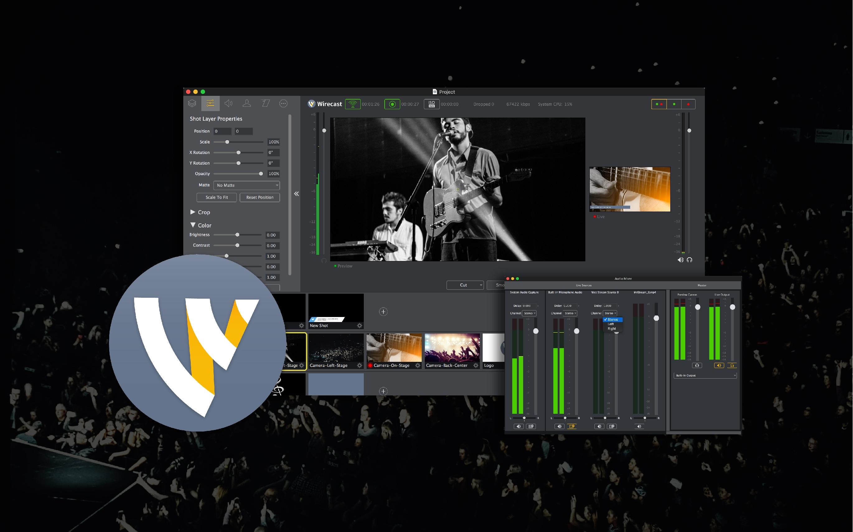 Streamlabs Alternatives Wirecast