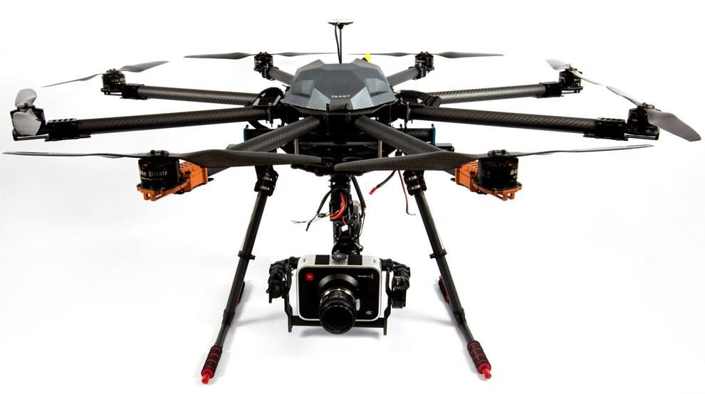 tarot t-18 ready to fly drone