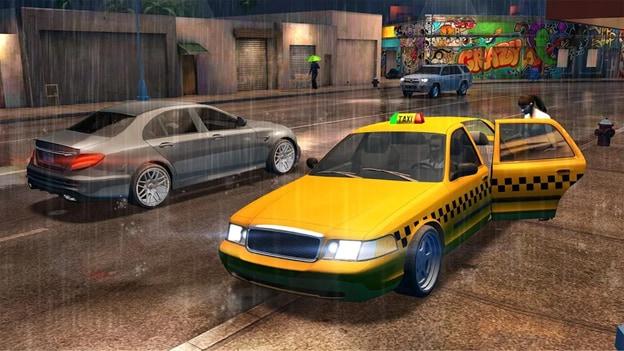 taxi-sim