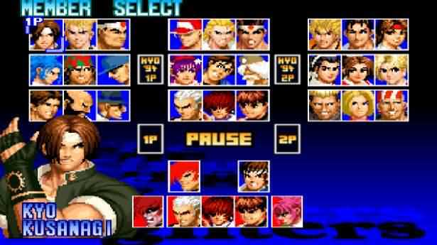 the_king_of_fighters