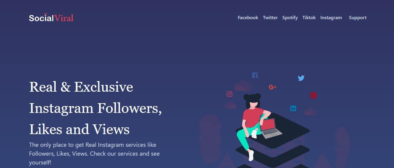 Tiktok Tool SocialViral