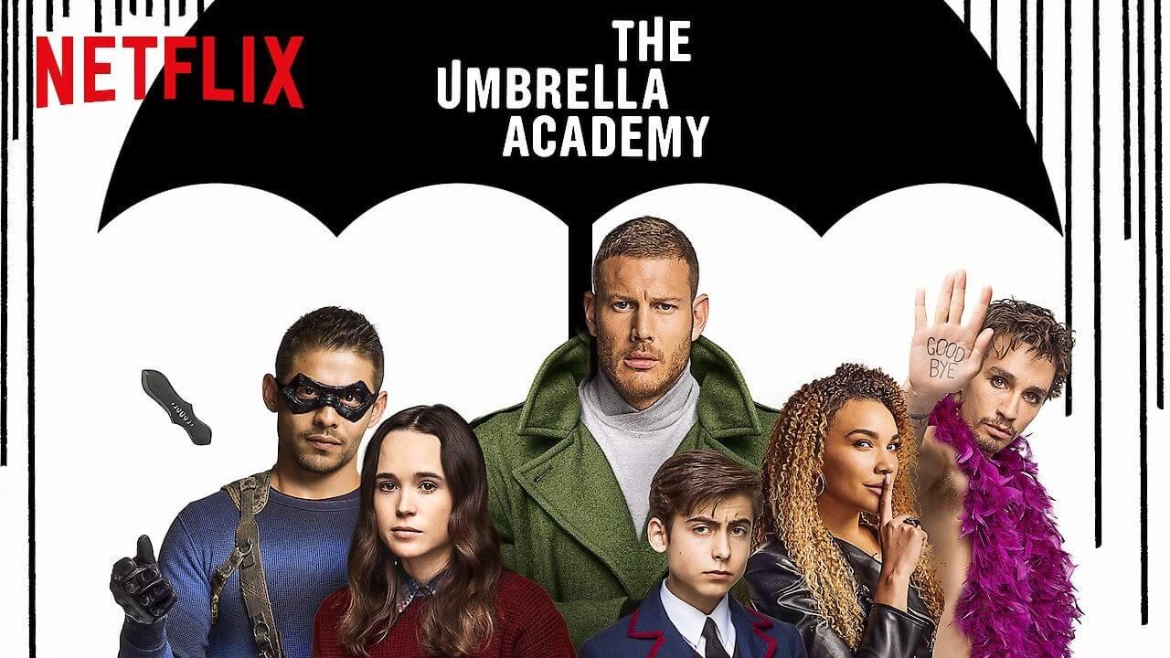 Umbrella Academy Series