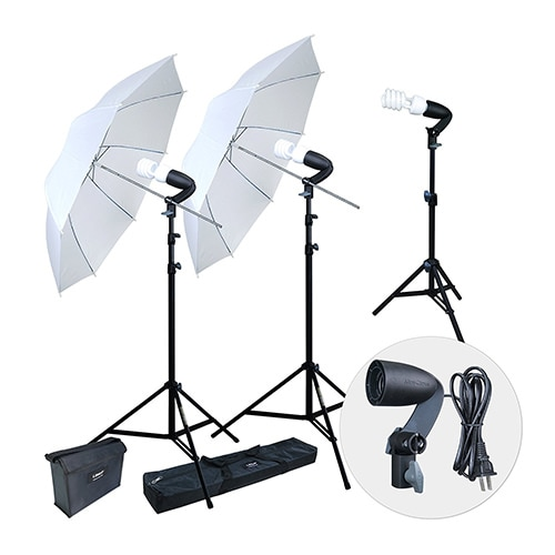 LINCO 600W Photography/Video Continuous Lighting Kit