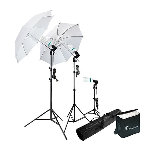 Umbrella Video Light