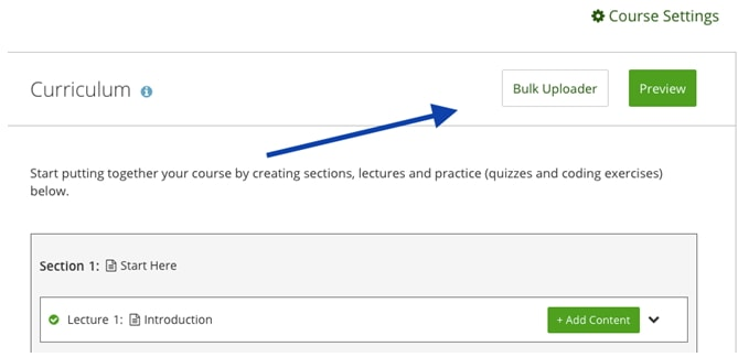 Udemy how to create a course