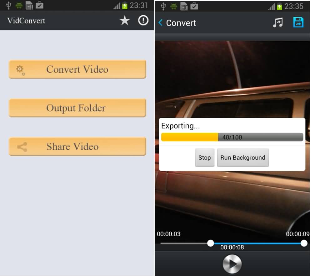 mkv to mp4 converter android app