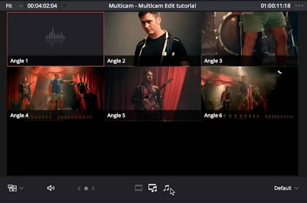 video audio switch