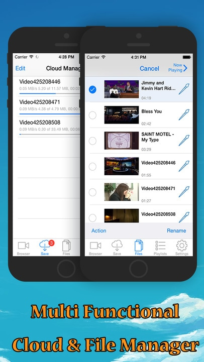 free video downloader app for ios