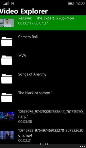 video-explorer