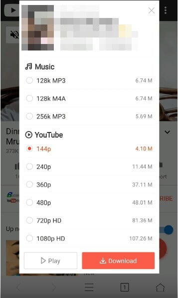 VidMate YouTube Video  Downloader for Android