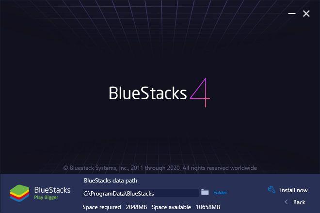 download bluestacks on Mac