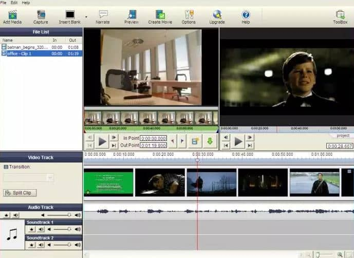 software di editing video gratuito per windows