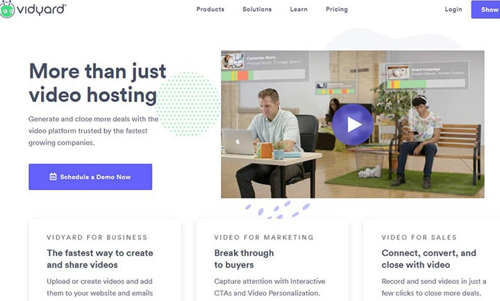 online video hosting