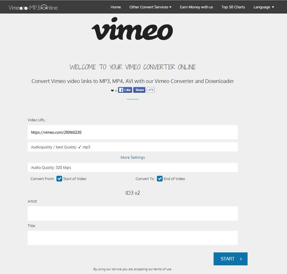 How to Download Vimeo Video to MP3