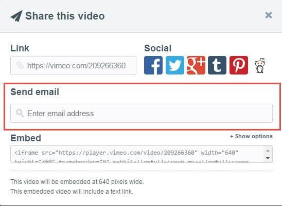 vimeo-email-address